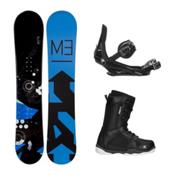 Millenium 3 Filter ST-1 Complete Snowboard Package, , medium