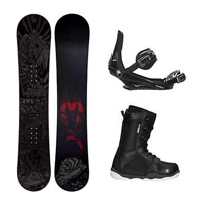 Millenium 3 Convoy ST-1 Complete Snowboard Package, , viewer