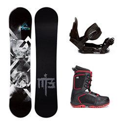 Millenium 3 Source Militia 4 Kids Complete Snowboard Package, , 256