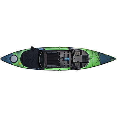 Jackson Kayak Kilroy Kayak, Forest Camo, viewer