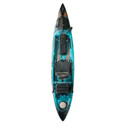 Jackson Kayak Kraken 13.5 Elite Fishing Kayak 2016, Blue Fin, medium