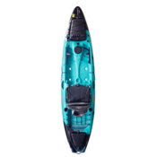 Jackson Kayak Coosa HD Fishing Kayak, Blue Fin, medium