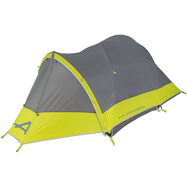 Alps Mountaineering Hydrus 1 Tent, Silver-Green, 600