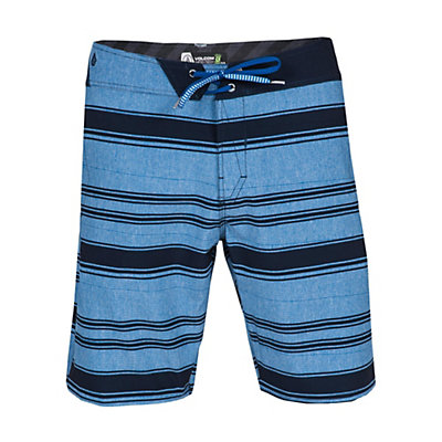 Volcom Static Layer Mod Boardshorts, Estate Blue, viewer