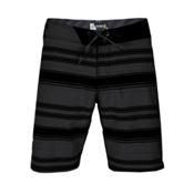 Volcom Static Layer Mod Boardshorts, Black, medium
