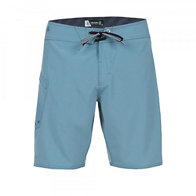 Volcom Lido Heather Mod Boardshorts, Stormy Blue, viewer