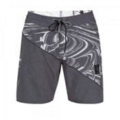 Volcom Liberation Pro Board Shorts, Black, medium