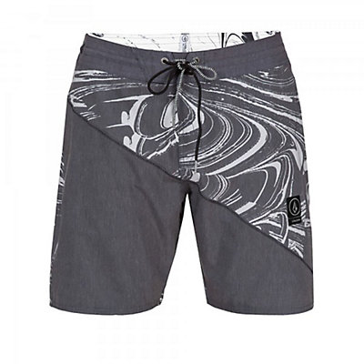 Volcom Liberation Slinger Mens Board Shorts, Black, viewer