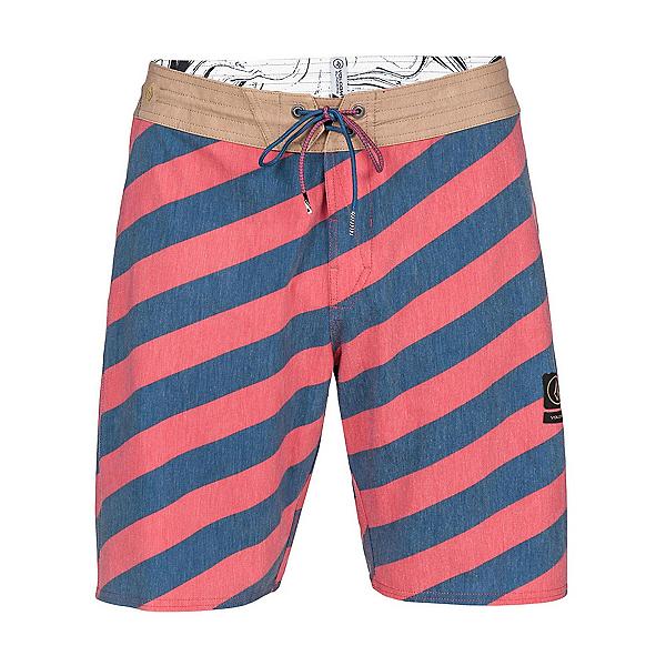 Volcom Stripey Slinger Mens Board Shorts, , 600