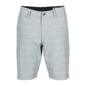 Volcom Surf N' Turf Mix Hybrid Board Shorts, Dark Grey, medium