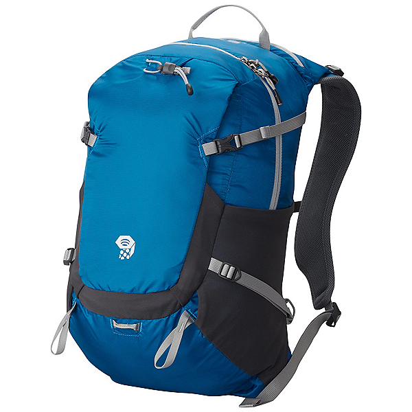 Mountain Hardwear Fluid 24 Daypack, Dark Compass, 600