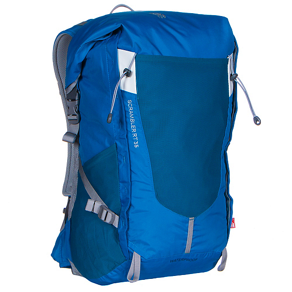 Mountain Hardwear Scrambler RT 35 Outdry Daypack, Dark Compass, 600
