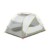 The North Face Talus 4 Tent, Arrowwood Yellow-Monument Grey, medium