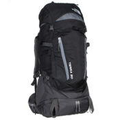 The North Face Terra 50 Backpack, TNF Black-Monument Grey, medium