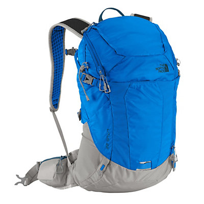 The North Face Litus 22 Daypack 2016, Bomber Blue-Monterey Blue, viewer