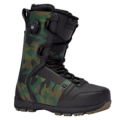 Ride Triad Snowboard Boots, Camo, viewer