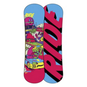 Ride Lowride Boys Snowboard 2017, , medium