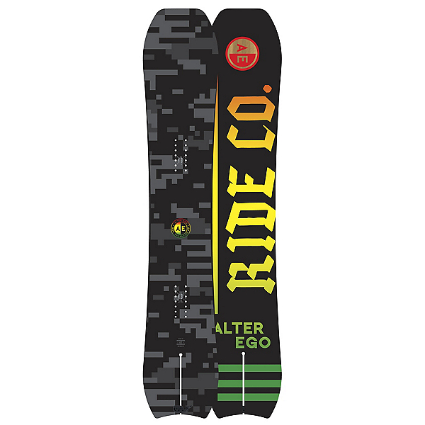 Ride Alter Ego Snowboard, , 600