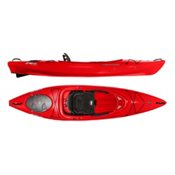Wilderness Systems Aspire 105 Recreational Kayak 2016, Red, medium