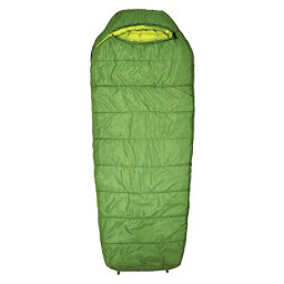 Eureka Lone Pine 20 Regular Sleeping Bag, Green, 256
