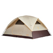 Eureka Sunrise EX 6 Tent, Cement-Java-Orange Popsicle, medium