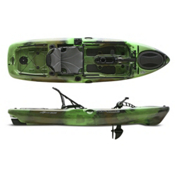 Native Watercraft Slayer Propel 10 Fishing Kayak 2016, Lizard Lick, medium