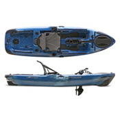Native Watercraft Slayer Propel 10 Fishing Kayak 2016, Blue Lagoon, medium