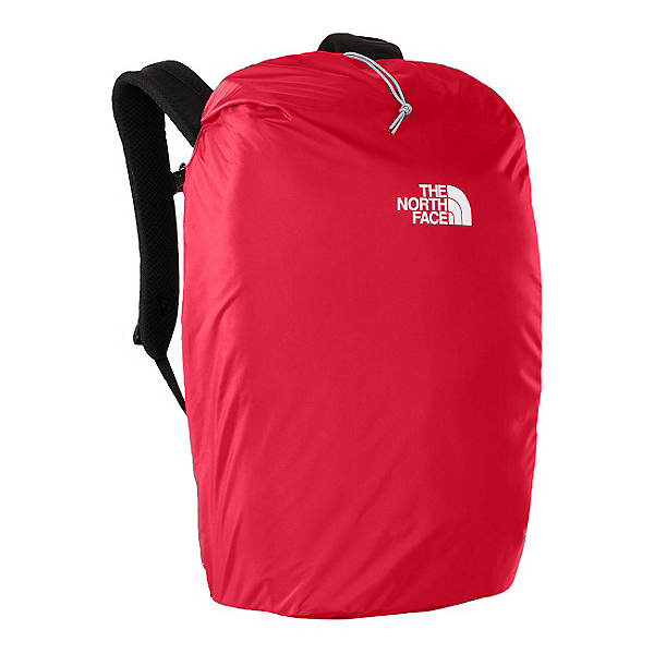 The North Face Pack Rain Cover (Previous Season), TNF Red, 600