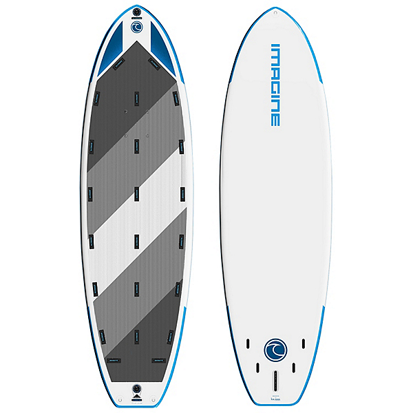 Imagine Surf 17' Invader Inflatable Stand Up Paddleboard, , 600