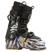 Full Tilt B & E LTD Ski Boots, Black-Gold, medium