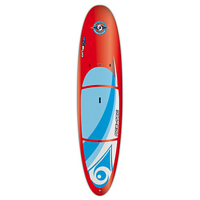 Bic Performer 11ft6in Recreational Stand Up Paddleboard, Red, viewer