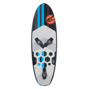 Cabrinha Double Agent Kiteboard, Black, medium