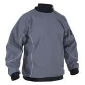 NRS Powerhouse Paddling Jacket, Gray, medium