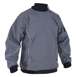 NRS Powerhouse Paddling Jacket, Gray, 256