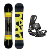 Head Daymaker RX One Snowboard and Binding Package 2016, , medium