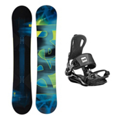Head Rush RX One Snowboard and Binding Package 2016, , medium
