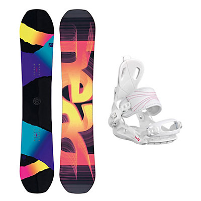 Head Shine RX Fay 1 Womens Snowboard and Binding Package, , viewer