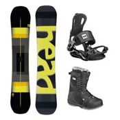 Head Daymaker Scout Pro Complete Snowboard Package 2016, , medium