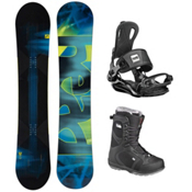 Head Rush Scout Pro Complete Snowboard Package 2016, , medium