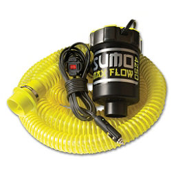 Straight Line Sumo Max Flow Pump 2017, Yellow, 256