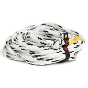 Straight Line Floating 6P Towable Tube Rope 2017, White, medium