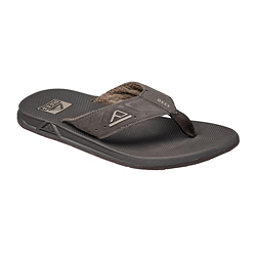 Reef Phantoms Mens Flip Flops, Brown, 256