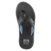 Reef Phantoms Mens Flip Flops, Grey-Blue, medium