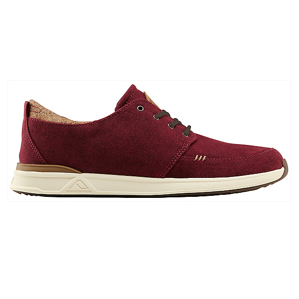 Reef Rover Low TX Mens Shoes, Red, 600