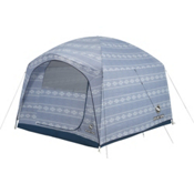 Burton Stone Hut 6 Person Tent 2016, Famish Stripe, medium