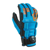 Radar Skis Vapor Boa Water Ski Gloves 2016, Azure, medium