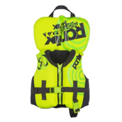 Ronix Vision Infant Life Vest 2017, Lime-Gp Yellow, medium