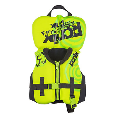 Ronix Vision Infant Life Vest 2017, Lime-Gp Yellow, viewer