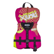 Ronix August Infant Infant Life Vest, Pink-Highlighter, medium