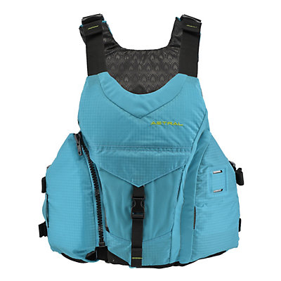 Astral Layla Womens Kayak Life Jacket 2016, Glacier Blue, viewer